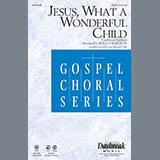 Jesus, What a Wonderful Child - Choir Instrumental Pak