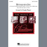 Douglas E. Wagner - Bethlehem Joy (Medley) - Bb Trumpet 1