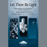 Let There Be Light - Choir Instrumental Pak Partituras Digitais