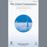 Bruce Greer The Great Commission - Full Score cover art