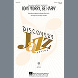 Bobby McFerrin Don't Worry, Be Happy (arr. Audrey Snyder) cover art