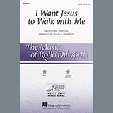 Rollo Dilworth I Want Jesus To Walk With Me l'art de couverture