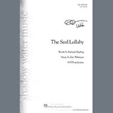 Eric Whitacre The Seal Lullaby cover art