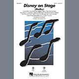 Ed Lojeski - Disney On Stage (Medley) - Bb Trumpet 1