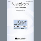 Amavolovolo (arr. Rudolf de Beer)