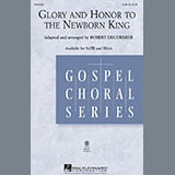 Glory And Honor To The Newborn King - Choir Instrumental Pak