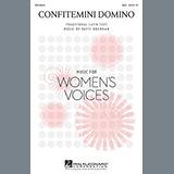 Patti Drennan Confitemini Domino cover art