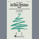 An Elvis Christmas (Medley) - Choir Instrumental Pak Partituras