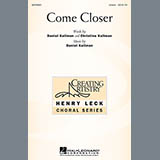 Come Closer Sheet Music