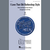 Einar Pedersen I Love That Old Barbershop Style (arr. Val Hicks) l'art de couverture