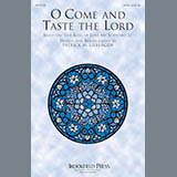 O Come And Taste The Lord Noten