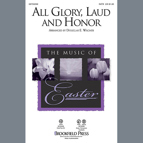 All Glory, Laud And Honor - Bb Trumpet 1,2