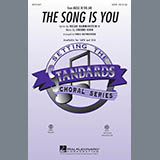 The Song Is You - Choir Instrumental Pak