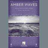 Audrey Snyder Amber Waves l'art de couverture