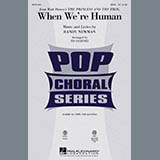 When Were Human (from The Princess And The Frog) - Choir Instrumental Pak