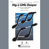 Dig A Little Deeper (from The Princess And The Frog) - Choir Instrumental Pak