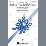 Keith Christopher Just In Time For Christmas cover art