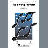 We Belong Together (from Toy Story 3) - Choir Instrumental Pak