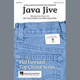 Ed Lojeski - Java Jive (TTBB Octavo Accompaniment Parts) - Acoustic Guitar