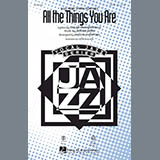 All The Things You Are - Choir Instrumental Pak Sheet Music