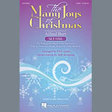 Ed Lojeski - The Many Joys Of Christmas (featuring The Carols of Alfred Burt) Set 1