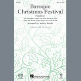 Audrey Snyder - Baroque Christmas Festival (Medley) - Cello