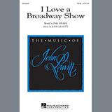 John Leavitt - I Love A Broadway Show