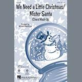 We Need a Little Christmas / Mister Santa - Choir Instrumental Pak