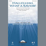 Keith Christopher Hallelujah, What A Savior! cover art