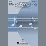 Audrey Snyder Life's A Happy Song cover art