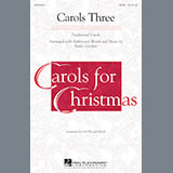 Emily Crocker Carols Three (Medley) cover art