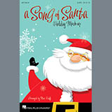 Mac Huff - A Song Of Santa - Bb Trumpet 1