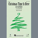 Vince Guaraldi - Christmas Time Is Here (arr. Robert Sterling)