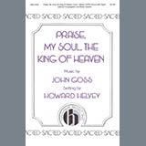 Praise, My Soul, The King of Heaven (arr. Howard Helvey) Bladmuziek