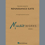James Curnow Renaissance Suite - Bb Trumpet 2 cover kunst