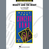 Jay Bocook Beauty and the Beast - Percussion 2 cover kunst