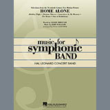 Selections from Home Alone - Concert Band
