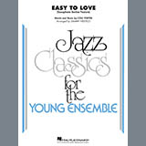 Cole Porter - Easy to Love (arr. Sammy Nestico) - Full Score