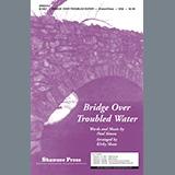 Simon & Garfunkel Bridge Over Troubled Water (arr. Kirby Shaw) cover art