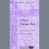 Joseph M. Martin I Have Chosen You - Bassoon cover art