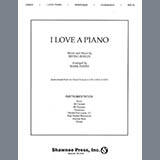 I Love a Piano (arr. Mark Hayes) - Choir Instrumental Pak