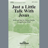 Stan Pethel Just A Little Talk With Jesus cover art