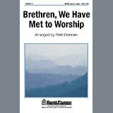 Patti Drennan Brethren, We Have Met To Worship cover art