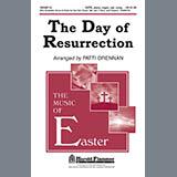 Patti Drennan The Day Of Resurrection - Timpani l'art de couverture
