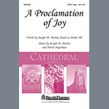 A Proclamation Of Joy