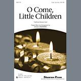 J.A.P. Schulz O Come Little Children arte de la cubierta