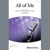 Steve Zegree All Of Me l'art de couverture