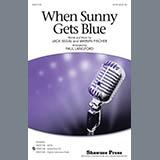 When Sunny Gets Blue - Choir Instrumental Pak