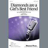 Diamonds Are A Girls Best Friend - Choir Instrumental Pak