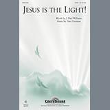 Patti Drennan Jesus Is The Light! arte de la cubierta
